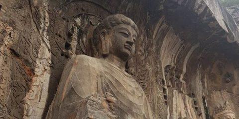 טיול לסין - מערת שער הדרקון - יום 6