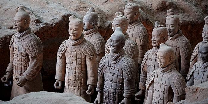 טיול מאורגן לסין - חיילי הטרקוטה