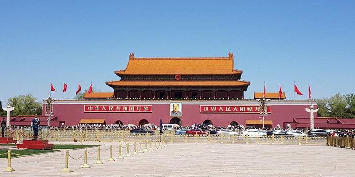 טיול מאורגן לסין - העיר האסורה - דרך האמצע