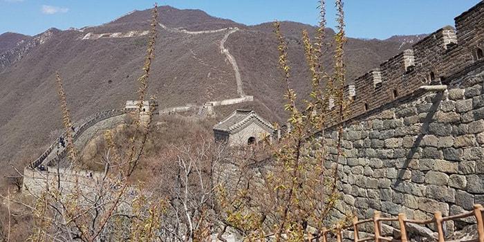 טיול מאורגן לסין - החומה הגדולה