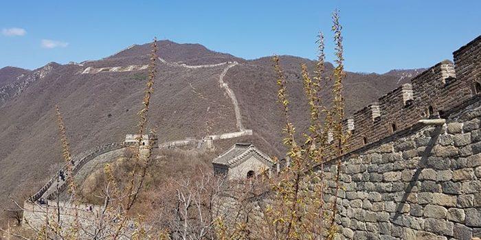טיול לחומה הגדולה, סין