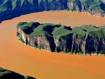 ליבה הגועש של סין- אל הנהר הצהוב.