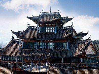 סדרת העיירות העתיקות – דונגליאן חואה (东莲花, Donglianhua), יוננאן