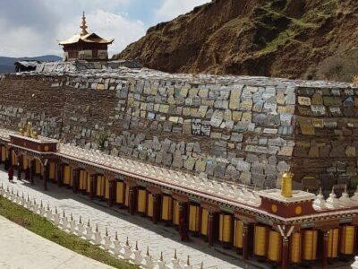 סדרת העיירות העתיקות – טאגונג (塔公), סצ'ואן
